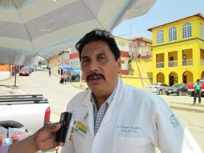Resultado de imagen para EL DOCTOR HERIBERTO ROSETE MARTINEZ.